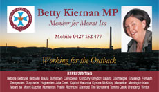 Betty Kiernan MP